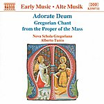Alberto Turco Adorate Deum / Gregorian Chant From The Proper Of The Mass
