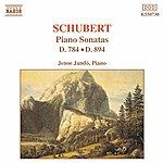 Jenő Jandó SCHUBERT: Piano Sonatas, D. 784 And D. 894
