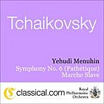 Yehudi Menuhin Pyotr Il'yich Tchaikovsky, Symphony No. 6 'Pathétique' In B Minor, Op. 74