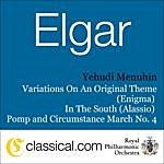 Yehudi Menuhin Edward Elgar, 'Enigma' Variations, Op. 36