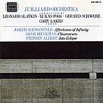 Juilliard String Quartet Juilliard Orchestra: Works by Schwanter, Druckman, Albert
