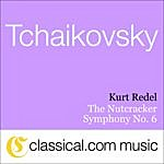 Kurt Redel Pyotr Il'yich Tchaikovsky, Symphony No. 6 In B Minor, Op. 74 (Pathétique)