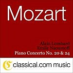 Emile Naoumoff Wolfgang Amadeus Mozart, Piano Concerto No. 24 In C Minor, K. 491