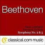 Alain Lombard Ludwig Van Beethoven, Symphony No. 2 In D, Op. 36