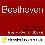 Alain Lombard Ludwig Van Beethoven, Symphony No. 1 In C, Op. 21