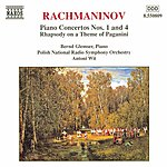 Bernd Glemser RACHMANINOV: Piano Concertos Nos. 1 And 4