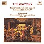 Bernd Glemser TCHAIKOVSKY: Piano Concertos Nos. 1 And 3