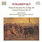 Bernd Glemser TCHAIKOVSKY: Piano Concerto No. 2 / Concert Fantasy, Op. 56