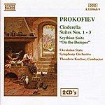 Theodore Kuchar PROKOFIEV: Cinderella Suites / Scythian Suite