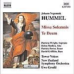 David Griffiths HUMMEL: Missa Solemnis / Te Deum