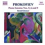 Bernd Glemser PROKOFIEV: Piano Sonatas Nos. 5, 6 And 9