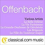 Jacques Offenbach Jacques Offenbach, La Belle Hélène
