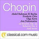Abdel Rahman El Bacha Fryderyk Franciszek Chopin, 2 Nocturnes, Op. 27