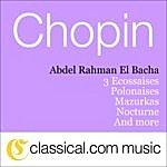 Abdel Rahman El Bacha Fryderyk Franciszek Chopin, Polonaise In G Minor, Bi 1