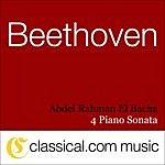 Abdel Rahman El Bacha Ludwig Van Beethoven, Piano Sonata No. 8 In C Minor, Op. 13 (Pathétique)