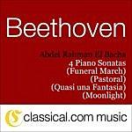 Abdel Rahman El Bacha Ludwig Van Beethoven, Piano Sonata No. 12 In A Flat, Op. 26 (Funeral March)