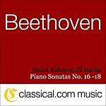 Abdel Rahman El Bacha Ludwig Van Beethoven, Piano Sonata No. 16 In G, Op. 31 No. 1