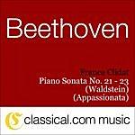 Abdel Rahman El Bacha Ludwig Van Beethoven, Piano Sonata No. 21 In C, Op. 53 (Waldstein)