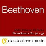 Abdel Rahman El Bacha Ludwig Van Beethoven, Piano Sonata No. 30 In E, Op. 109