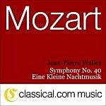 Jean-Pierre Wallez Wolfgang Amadeus Mozart, Symphony No. 40 In G Minor, K. 550