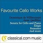 Anne Queffélec Claude Debussy, Cello Sonata In D Minor
