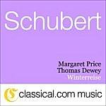 Margaret Price Franz Schubert, Winterreise, D. 911