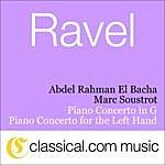 Abdel Rahman El Bacha Maurice Ravel, Piano Concerto For The Left Hand In D Major