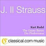 Kurt Redel Johann Ll Strauss, Die Fledermaus