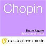 Bruno Rigutto Fryderyk Franciszek Chopin, Waltz In E Flat, Op. 18