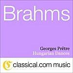 Georges Prêtre Johannes Brahms, Hungarian Dances