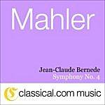Jean-Claude Casadesus Gustav Mahler, Symphony No. 4 In G