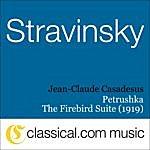 Jean-Claude Casadesus Igor Stravinsky, Petrushka