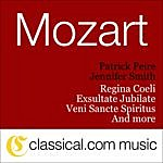 Jennifer Smith Wolfgang Amadeus Mozart, Veni Sancte Spiritus, K. 47