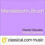 Jean-Pierre Wallez Felix Mendelssohn, Violin Concerto In E Minor, Op. 64