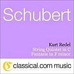 Kurt Redel Franz Schubert, String Quintet In C, D. 956 / Op. 163