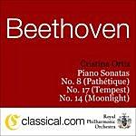 Cristina Ortiz Ludwig Van Beethoven, Piano Sonata No. 8 In C Minor, Op. 13 (Pathétique)