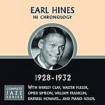 Earl Hines Complete Jazz Series 1928 - 1932