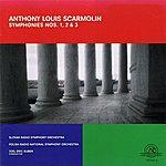 Slovak Radio Symphony Orchestra Anthony Louis Scarmolin: Symphony Nos. 1, 2, 3
