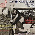 Sviatoslav Richter David Oistrakh Collection, Vol.10: Beethoven - 3 Sonatas For Violin & Piano