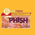 Phish Live Phish: 7/29/03