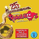 Banda Pequeños Musical 25 Bandazos De Pequeños Musical (USA)
