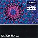 Grateful Dead Dick's Picks, Vol.16: Fillmore Auditorium 11/8/69