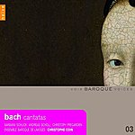 Christophe Coin Bach: cantates BWV 85, 175, 183, 199 : Ensemble Baroque de Limoges, Christophe Coin