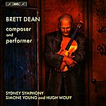 Hugh Wolff DEAN, B.: Viola Concerto / 12 Angry Men / Intimate Decisions / Komarov's Fall (Dean, Young, Wolff)