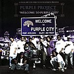 G-Stack Project Purple Vol. 1 Welcome To Purple City