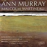 Ann Murray Schumann / Mahler / Britten