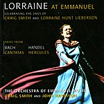 Lorraine Hunt Lieberson Lorraine Hunt Lieberson At Emmanuel