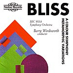 Barry Wordsworth A Colour Symphony / Metamorphic Variations