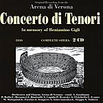 Anton Guadagno Bizet, Gounod, Boito, Rossini, Verdi, Puccini: Concerto Di Tenori