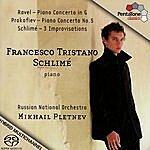 Mikhail Pletnev Ravel: Piano Concerto In G Major/Prokofiev: Piano Concerto No. 5/Schlime: 3 Improvisations